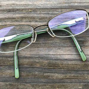 Coach Eyeglasses Frame Maeve 1024 Olive Frame 50[]